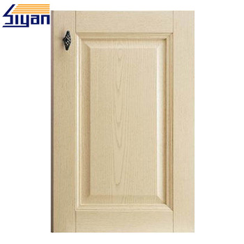 Polymer Composite Board No Handle Used Kitchen Cabinets ...