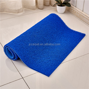 Factory outdoor rubber plastic floor pvc coil decorative mat carpet