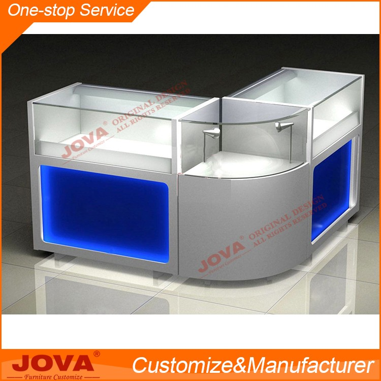 Customized Shop Counter Design / Glass Shop Counter Table Design / Mobile  Shop Counter