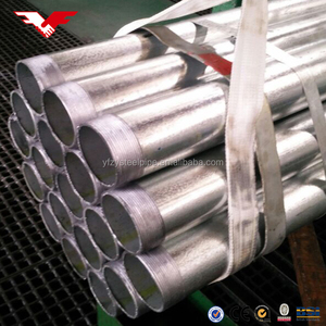 OD 3 4 inch emt gi conduit carbon steel pipe price list