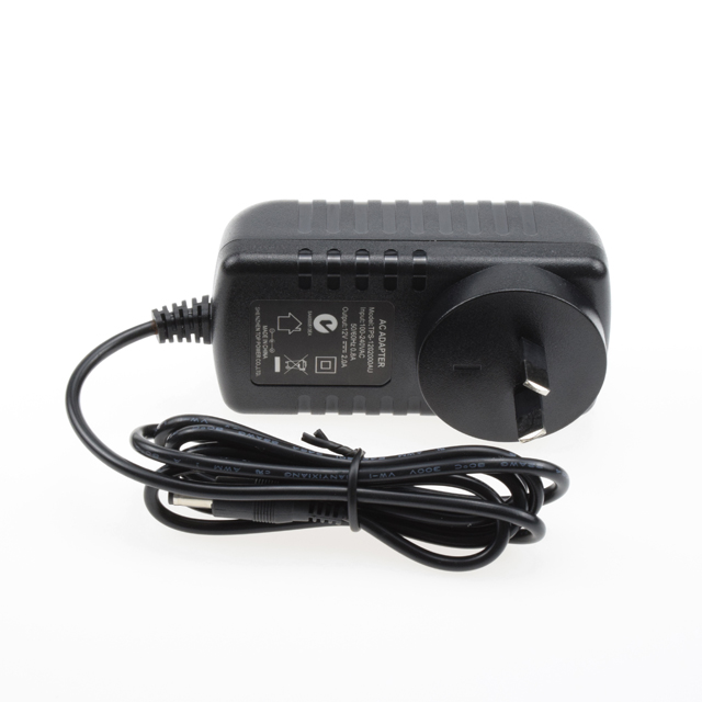 EU/US/UK/AU/KC/Argentina/INDIA Plug 36W Wall Adapter AC Power Adapter for LED Strip Lights Power Supply