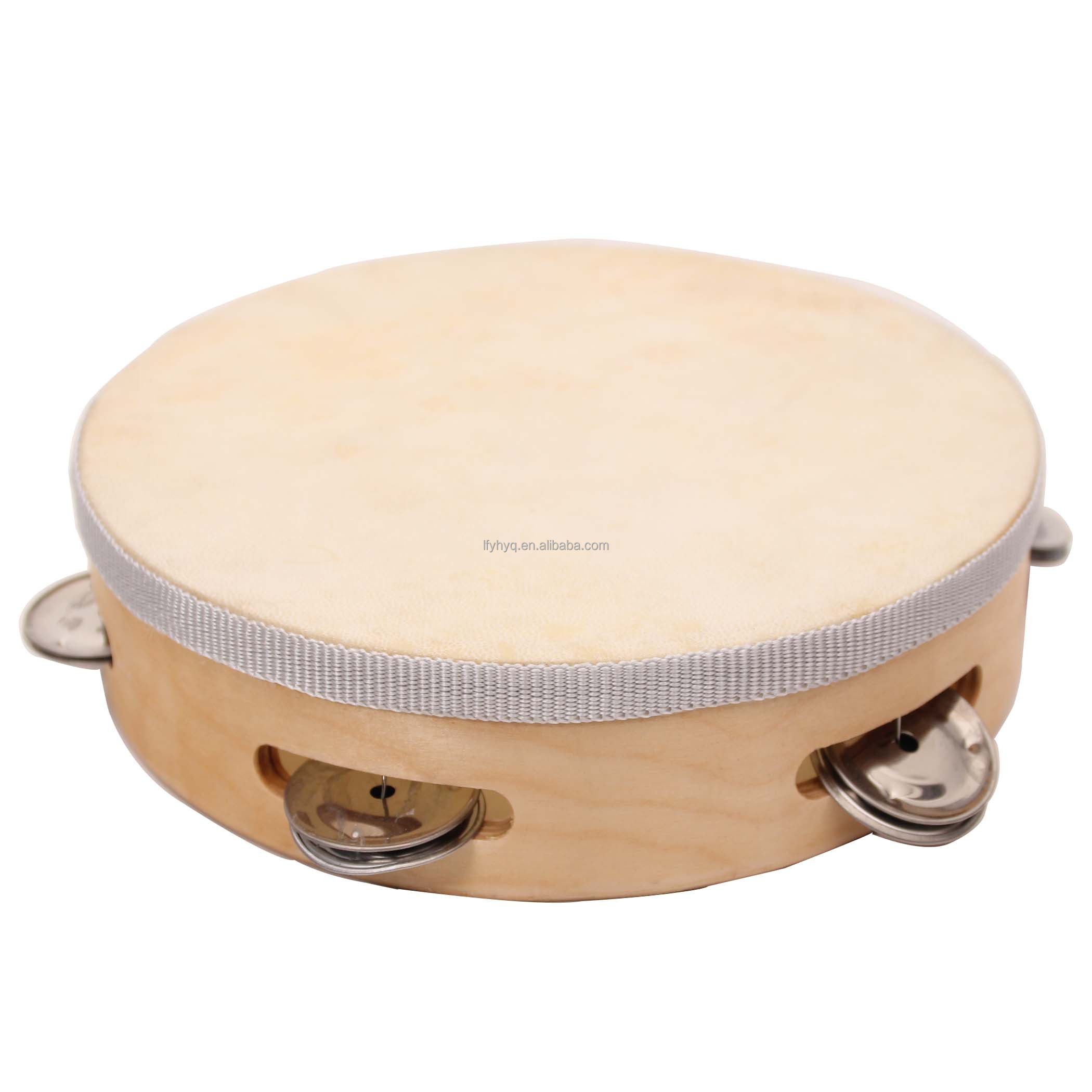 wholesale percussion instrument wood tambourine for sale buy wood tambourine tambourine for. Black Bedroom Furniture Sets. Home Design Ideas