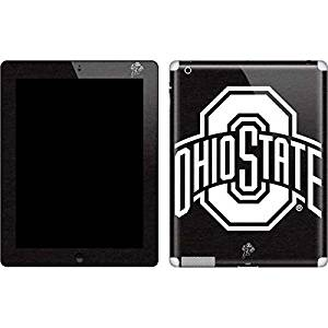Ohio State University New iPad Skin - OSU Ohio State Black Vinyl Decal Skin For Your New iPad