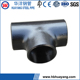 SCH40 Carbon Steel Equal Tee Price