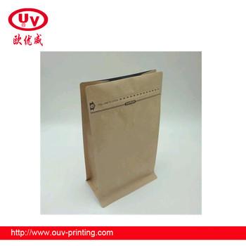 China Supplier Custom Heat Seal Food Grade Side Gusseted Aluminum ...