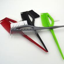 Hair salon dye kit colorful hair dye tinting brush hair dye comb wholesale
