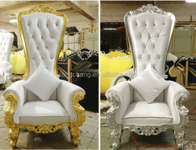 Wedding Wooden Bride And Groom Chair JC K06