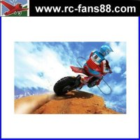 1/4 Scale RC dirt Motorcycle
