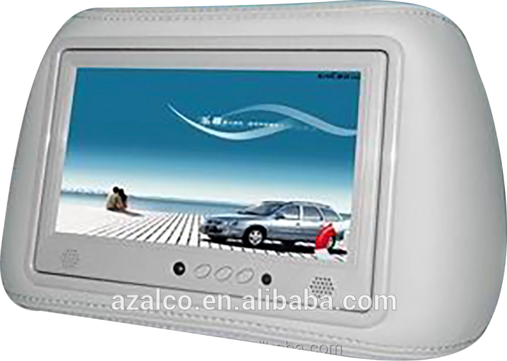 7'' 1080p mini led monitor taxi car lcd digital screen for advertising