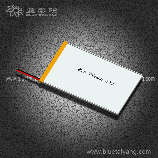 Customized oem lipo battery factory 8063100 6200mAh