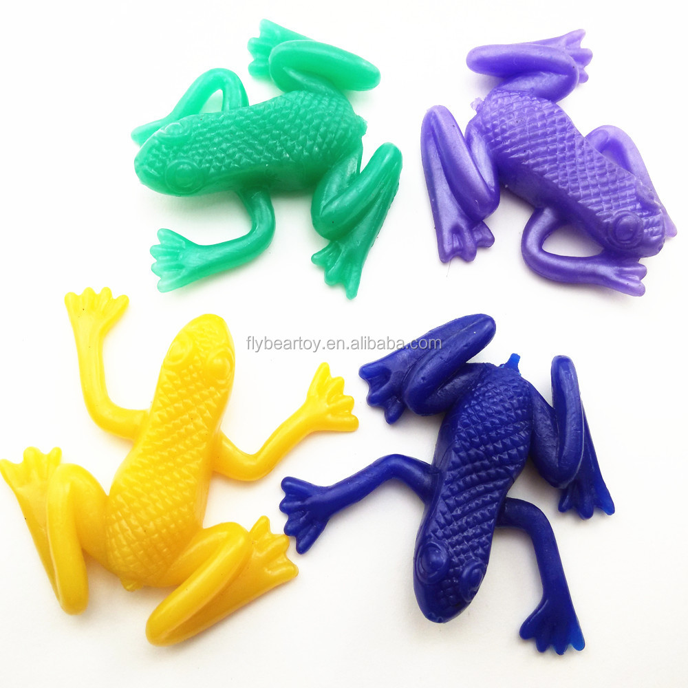 Sticky Amp Stretchy Toys : Tpr promotion sticky stretchy man toy wall crawler animal