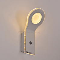 Indoor 5W Lamp AC110V/220V Wall Sconce led light bases for acrylic 3105807