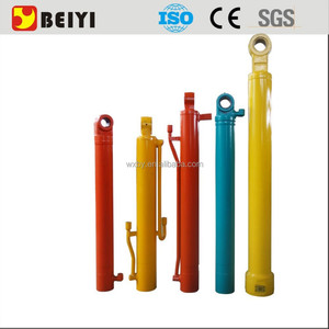 Hot Sale 3-stage Telescopic Hydraulic Cylinder