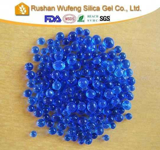 blue silica gel desiccant industrial use chemical dryer agent