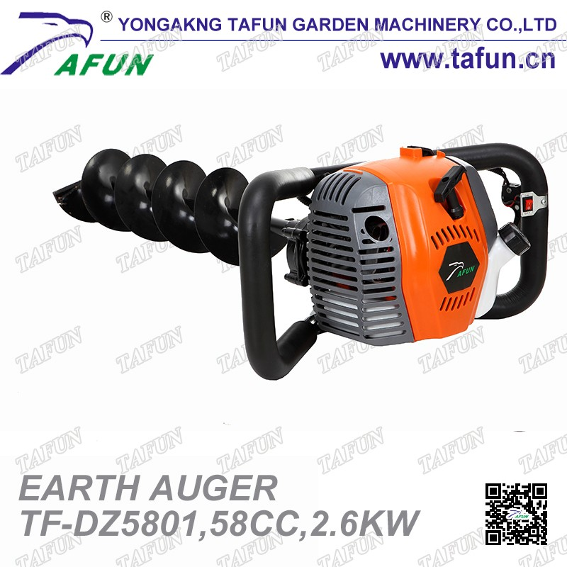 garden tools manual drilling machine digging hole
