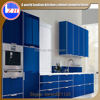 China Made High Gloss Finish Kitchen Cabinet In Lagos Nigeria View