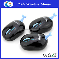 Funny animal wireless mouse with usb nano receiver