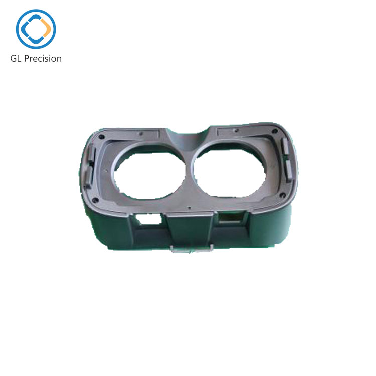 Professional Injection Moulding Products Assembled PC 3D Head Mounted Display