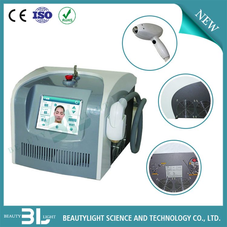 Professional South Korea Imported Sensors and Pipe Joints Portable 808nm Permanent Diode Laser Hair Removal Machine with CE FDA