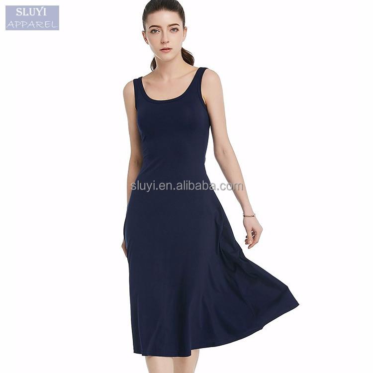 1560637c2e041 فستان الصيف 2017 الأزياء سليم المرأة bodycon اللباس السيدات أزياء مثير  عالية الخصر أكمام خمر عارضة