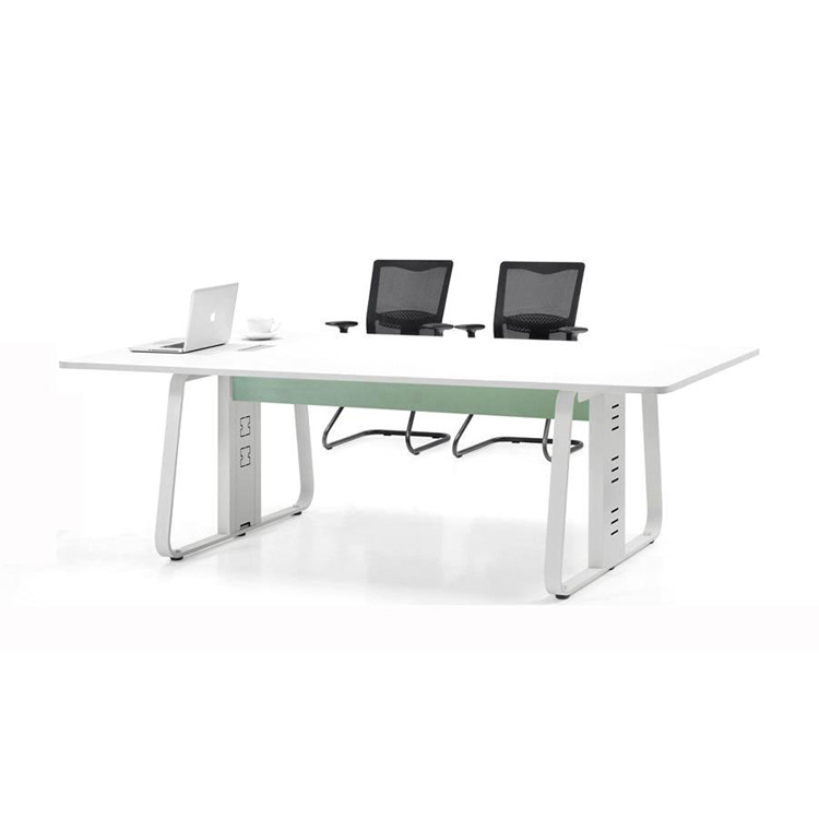 escritorio office furniture wooden types meeting tables and chairs set