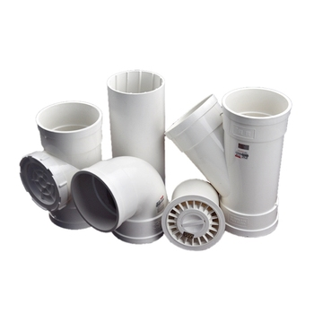 UPVC CPVC PVC Pipe and Fittings List for Water Supply and Drainage