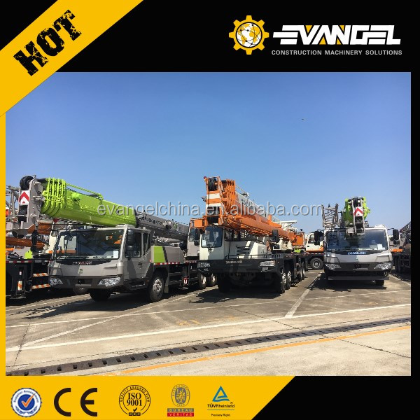 Zoomlion 55 ton Rough terrain Truck Crane For sale(RT55)