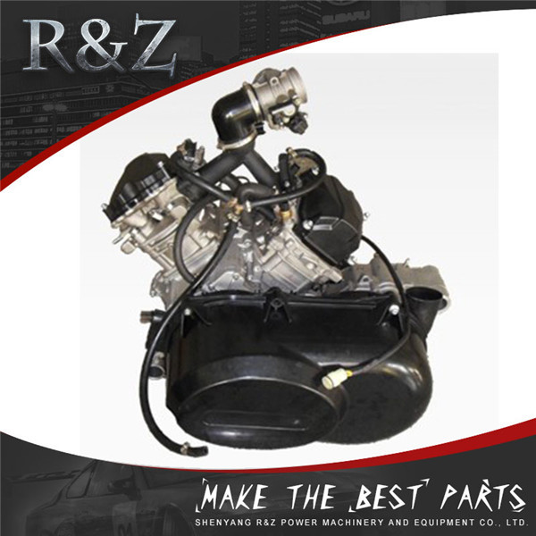 New products plain durable 2 stroke engine 125cc