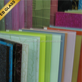 decorative glass sheets - Colored Glass Sheets