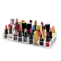 Acrylic Makeup and Lipstick Organizer Brush Holder Beauty Container