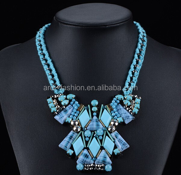 wholesale new arrival latest ladies fashion jewellery necklaces
