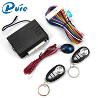 Universal One way remote control car keyless entry system