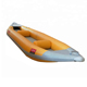 Inflatable plastic fishing drop stitch kayak