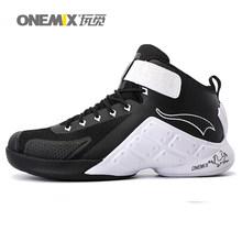 Мужские ботинки для баскетбола ONEMIX, милый классический баскетбольный мяч белого цвета, спортивная обувь для прогулок(Китай)