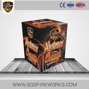 wholesale 1.4G 1Inch 16 shots outdoor high quality fireworks cake