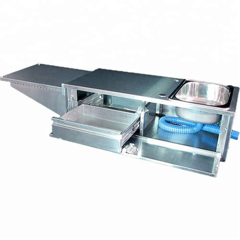 Outdoor Camping Trailer Portable Pull Out Kitchen With Sink For Sale - Buy  Portable Kitchen Pantry,Outdoor Camping Kitchen,Stainless Steel Camping ...