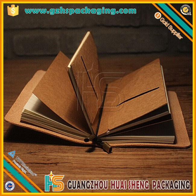 Custom Printing New Design High Quality Leather Travel B5 Diary Notebook, Wholesale Luxury Hot Sale Journals