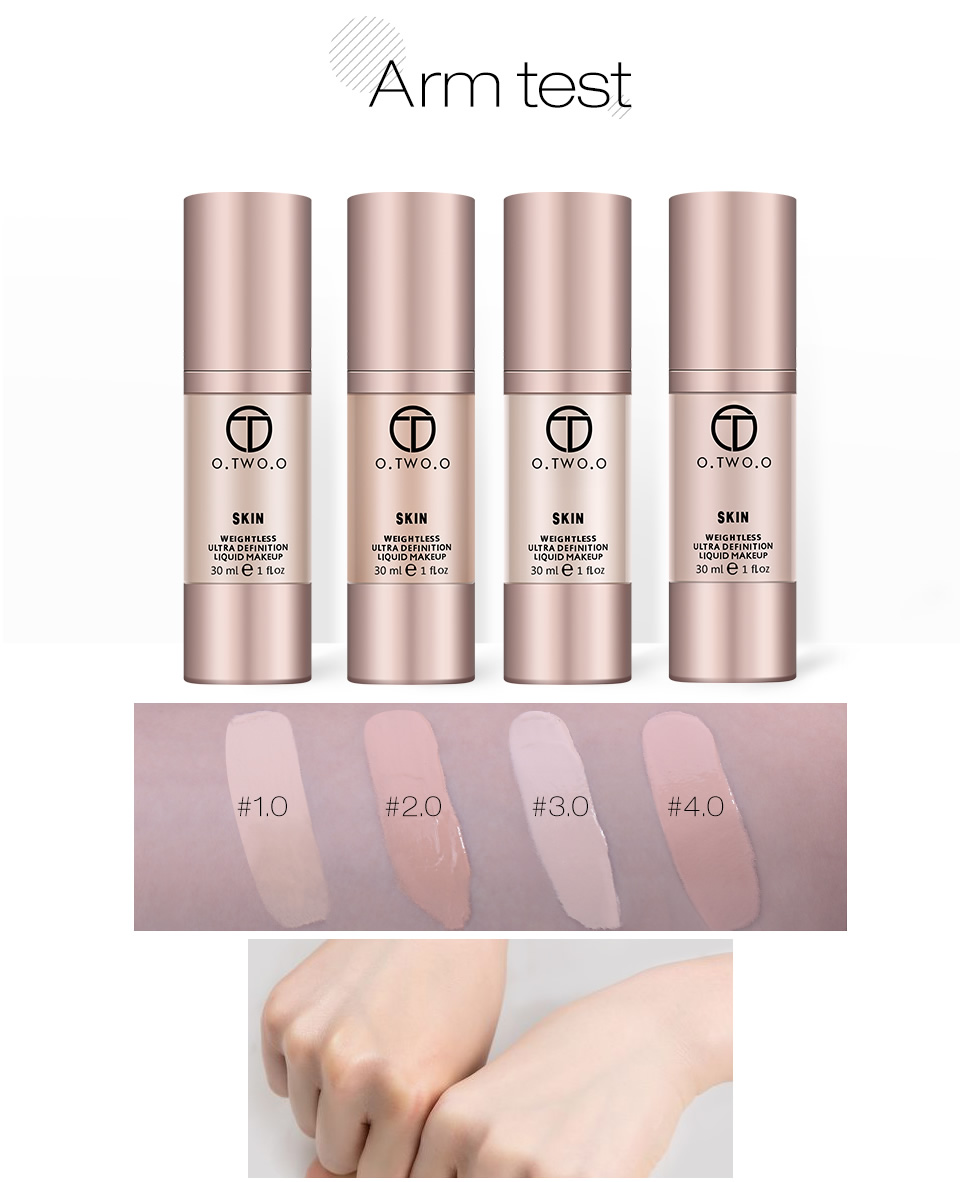 Cheapest Price Export Quality Foundation Makeup Liquid