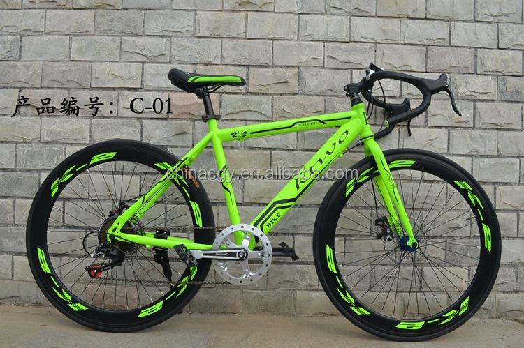 2015 dise o nuevo de colores bicicleta de carbono for Disenos para bicicletas