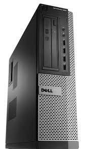 Dell Optiplex 990 Desktop PC - Intel Core i3-2120 3.3GHz 4GB 250GB NO OPTICAL Windows 7 Pro (Certified Refurbished)