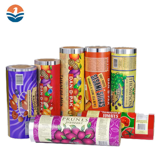 China Factory Pet Lid Film For Cup Packing Film Manufacturer