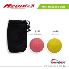 Rubber mini massage ball