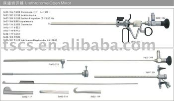 urethrotome for urological instrument