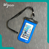 Transparent universal pvc mobile phone waterproof bag