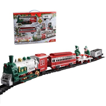 Amazon Ebay wholesale Christmas large electric toy train
