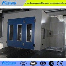 Customized outdoor spray booth MOQ one set