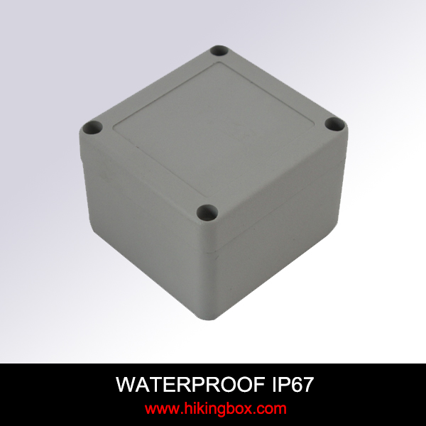 Wall Mounting Waterproof Aluminum Enclosure