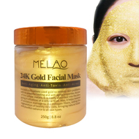 100% Pure natural organic Collagen 24K Gold Face Mask