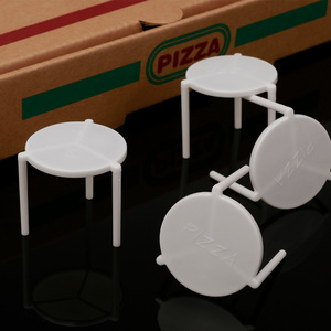 Pizza Box Lid Supports / Toppers (Non breakable)