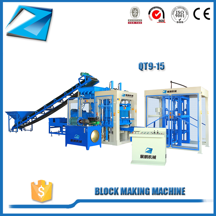 QT9-15 fly ash brick making machine list scale industries looking for mining investors In Ghana